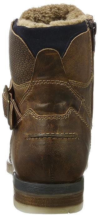 bugatti Herren 321336503200 Klassische Stiefel Kurzschaft Stiefel