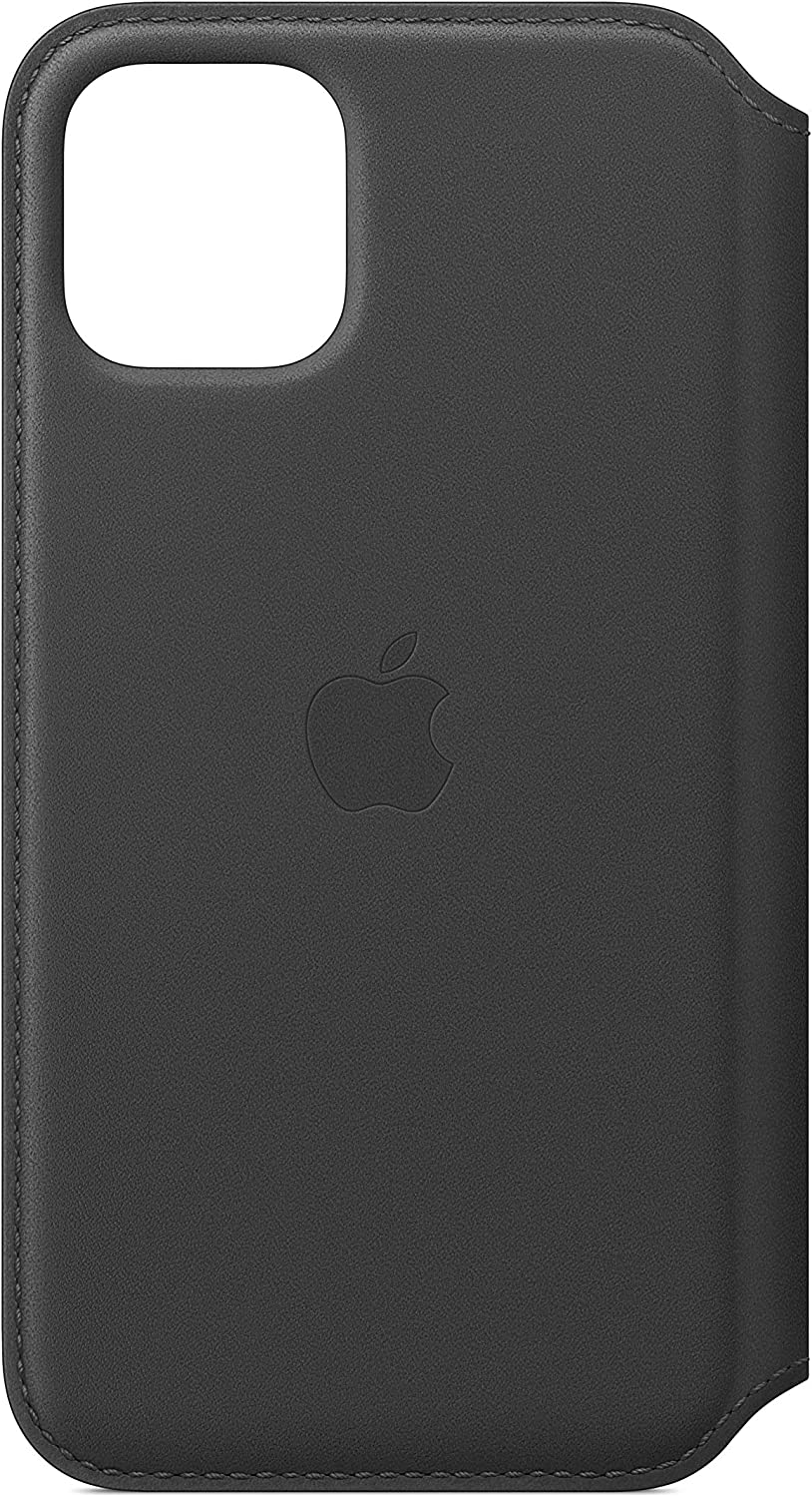 Apple Leather Folio (for iPhone 11 Pro) - Black