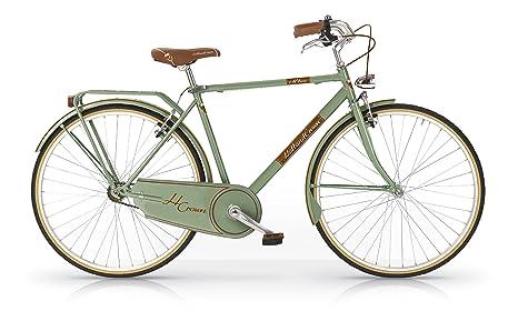 Mbm Holland Crown Bicicletta Uomo Oliva 52cm