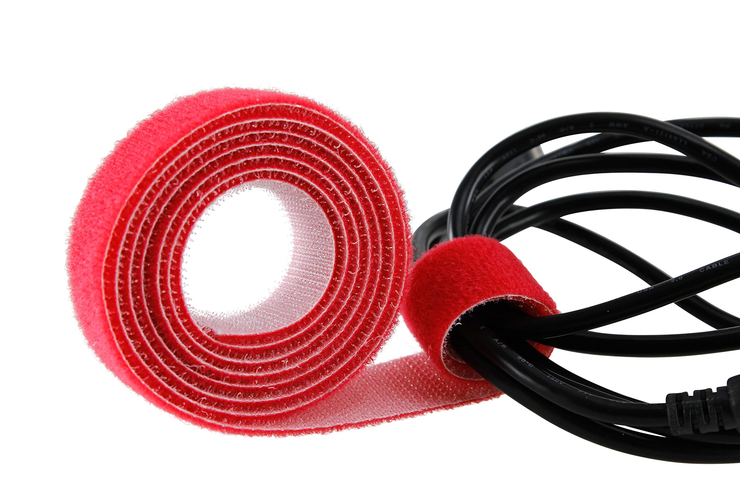 Baumgartens Nylon Cord Roll 5 Pack Assorted Colors (Pack of 5) (48005) by Baumgartens (Image #3)