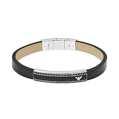 am besten einkaufen günstig kaufen ziemlich billig Emporio Armani Herren-Armband EGS1923040