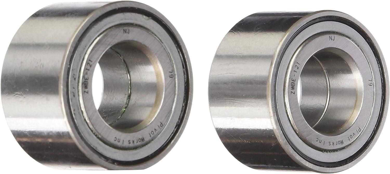 Pivot Works Wheel Bearing Kit Front PWFWK-H56-000