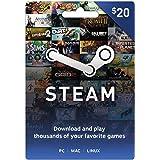Steam Wallet Card $20