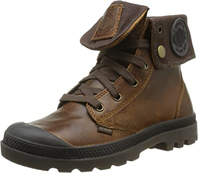 Palladium Baggy Leather F, Boots femme