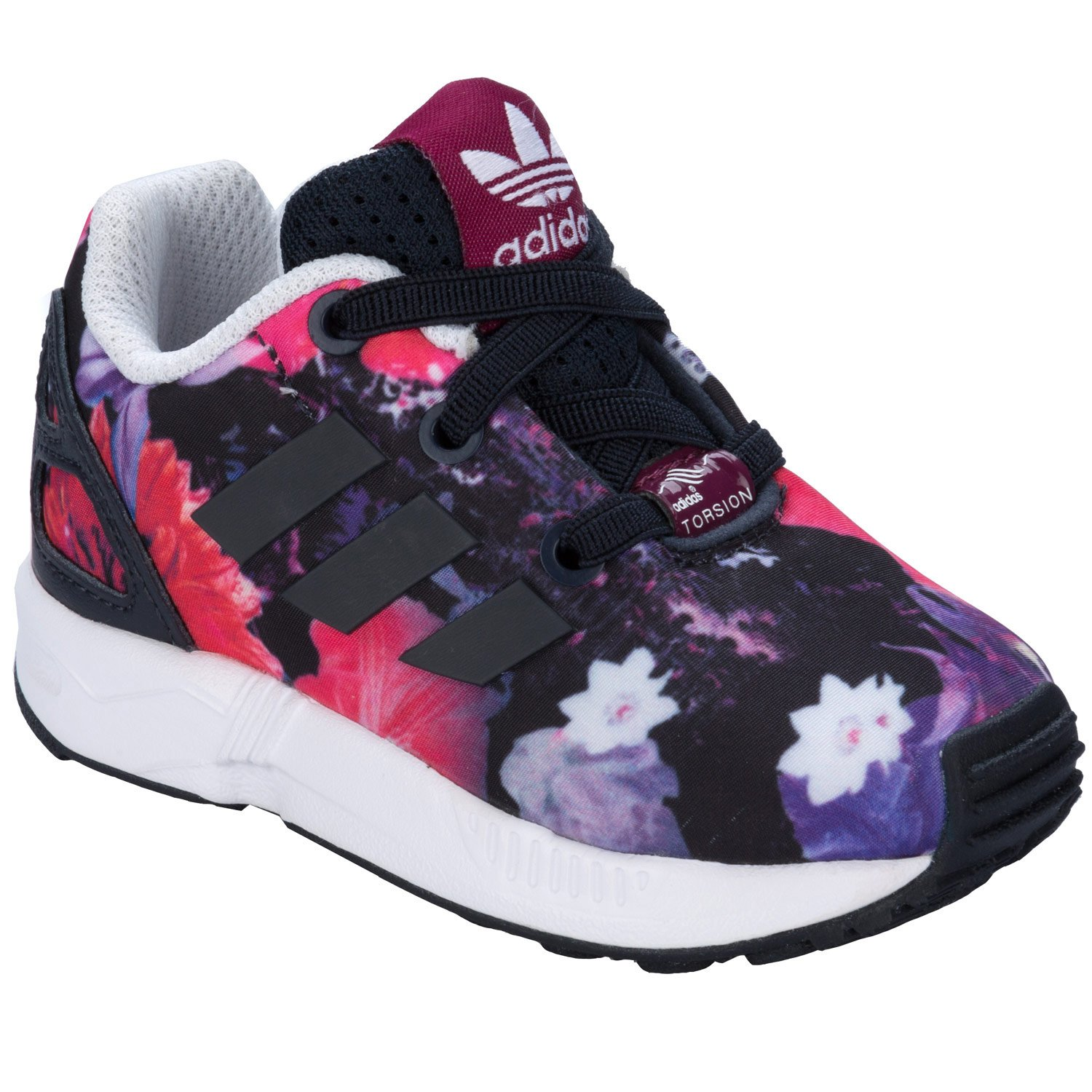 Geox Baby B New Flick Girl F Trainers  1541813237-458149  - £32.69 29111935f71