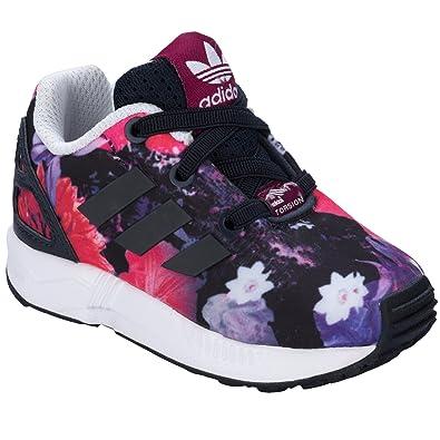 adidas zx flux rose fille