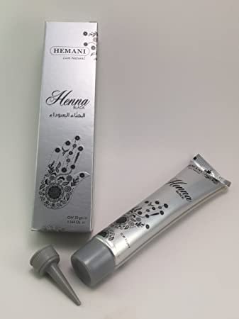 Hemani Henna Cone Pen Amazon Co Uk Beauty