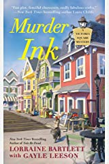 Murder Ink (Victoria Square Mystery Book 6) Kindle Edition