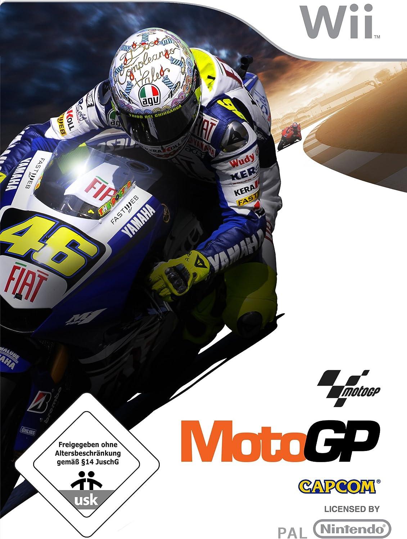 Capcom MotoGP 08, Wii - Juego (Wii, DEU): Amazon.es: Videojuegos