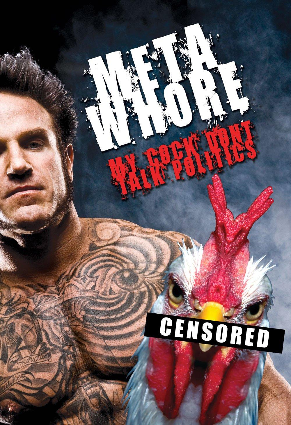 Download Metawhore; My Cock Don't Talk Politics pdf