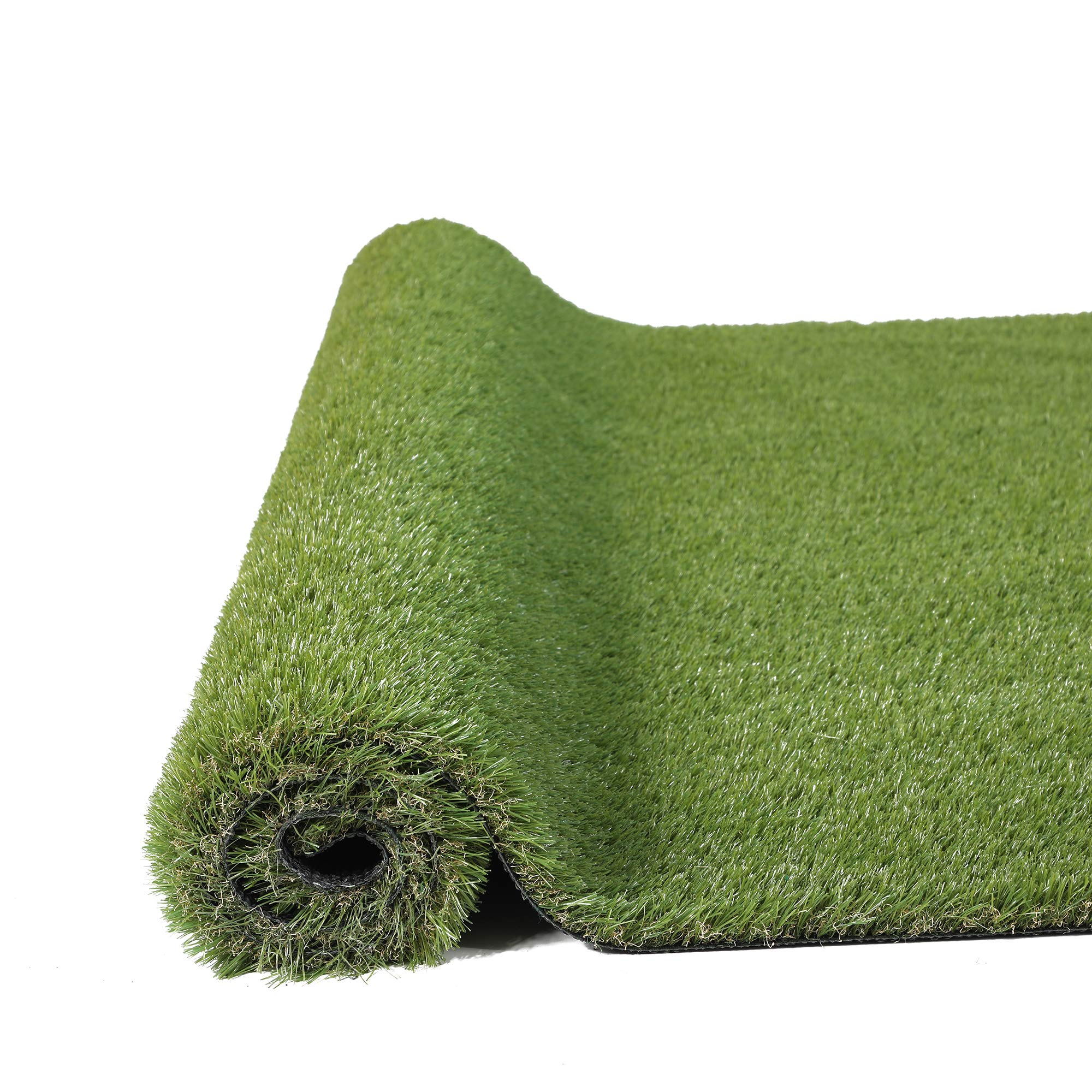 PHI VILLA Artificial Grass Area Rug, 40 in x 60 in, Perfect for Indoor/Outdoor Landscape