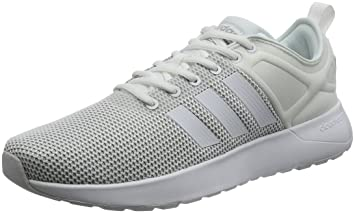 adidas Cloudfoam Super Racer - Zapatillas Deportivas para Hombre, Blanco - (FTWBLA/FTWBLA/Onicla) 44: Amazon.es: Deportes y aire libre