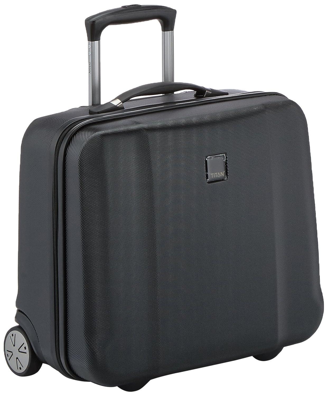 TITAN Trolley para portátiles, 20 cm, 36 L, Negro 809601-01