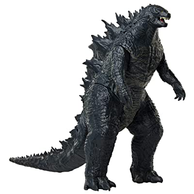 Godzilla King of Monsters: 12 Inch Action Figure - 20 Inches Long!: Toys & Games