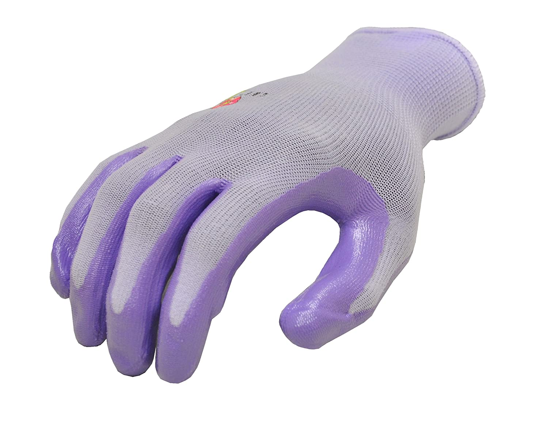 designer gardening gloves. G F 15226M Womens Garden Gloves nitrile coated work gloves Gardening images