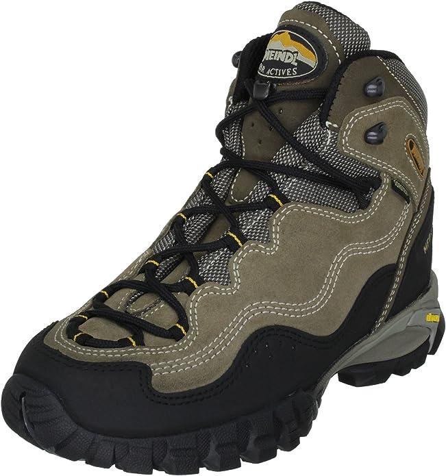 Meindl Chile Lady MFS 600122 - Zapatillas de Deporte de Cuero para Mujer, Color marrón, Talla 42: Amazon.es: Zapatos y complementos