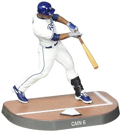 online store 98ea7 5fc9f Amazon.com: Imports Dragon Baseball Figures Lorenzo Cain ...