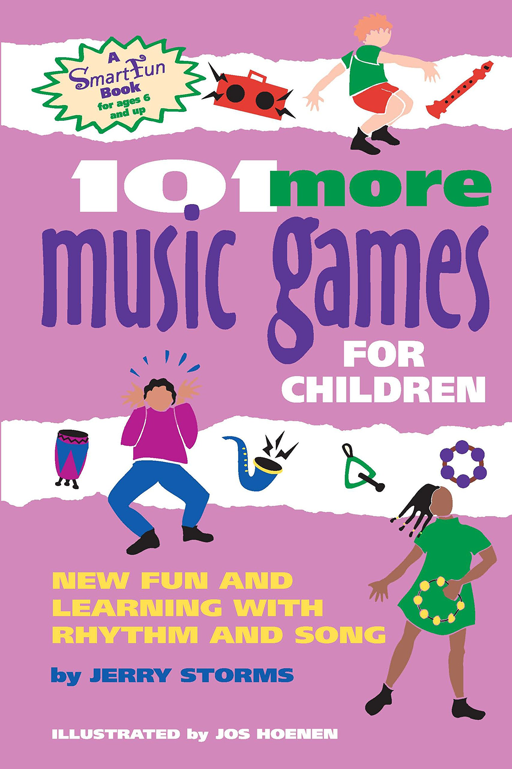 101 More Music Games for Children New Fun and Learning with