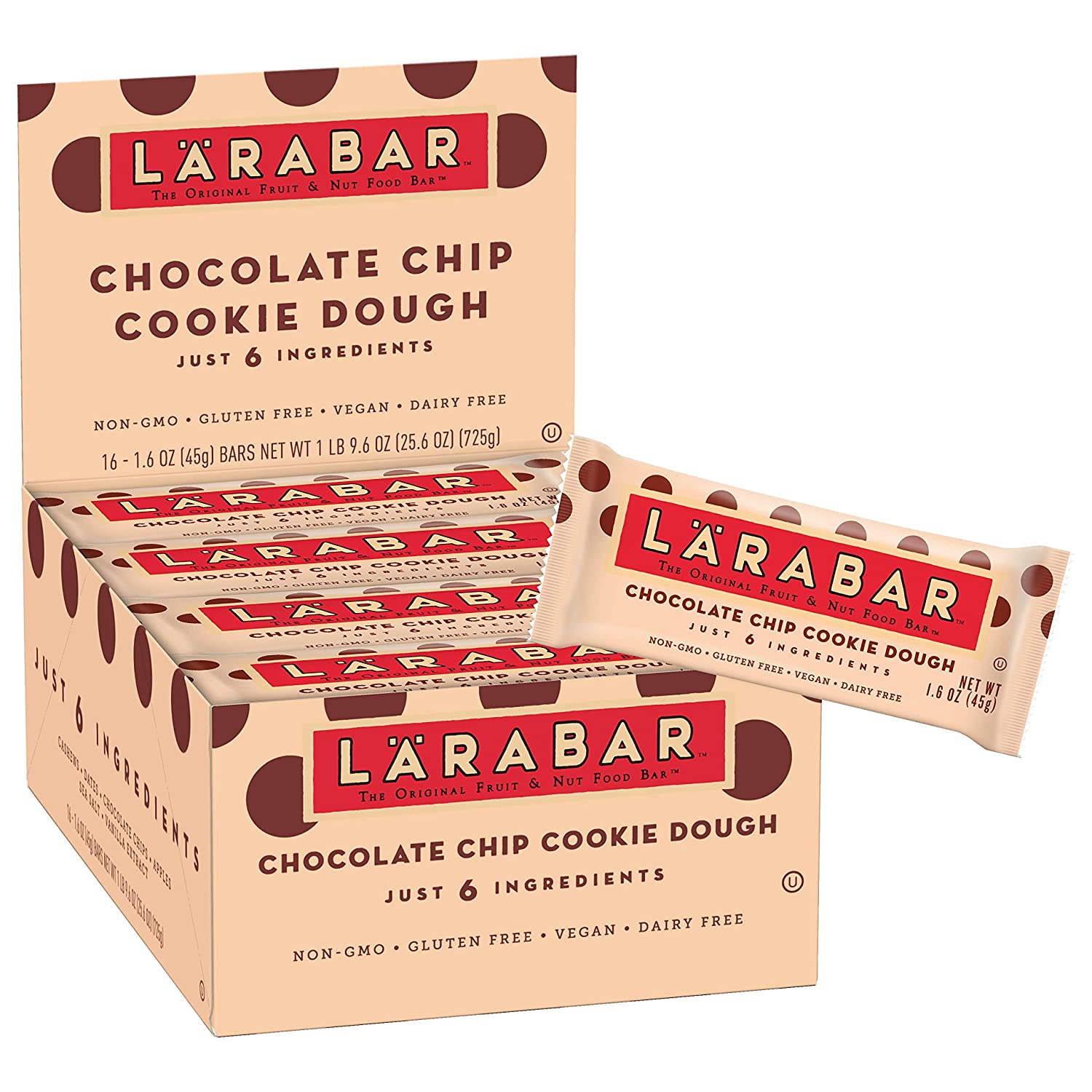 3. Larabar Cookie Dough