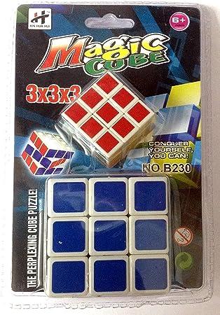 2 in 1 Magic Cube Rubik Cube 3X3X3