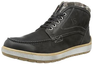 separation shoes 1cb82 4c1a5 Josef Seibel Schuhfabrik GmbH Rudi 02, Men's Moccasin Boots