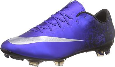 Nike Mercurial Vapor X Cr7 FG, Chaussures de Football Homme