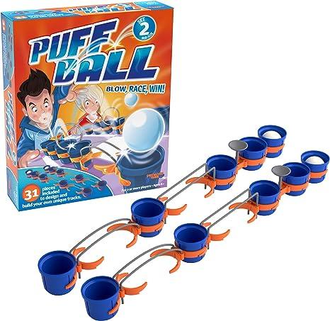 Juego de Mesa, Drumond Park Puff Ball Action: Amazon.es: Juguetes ...