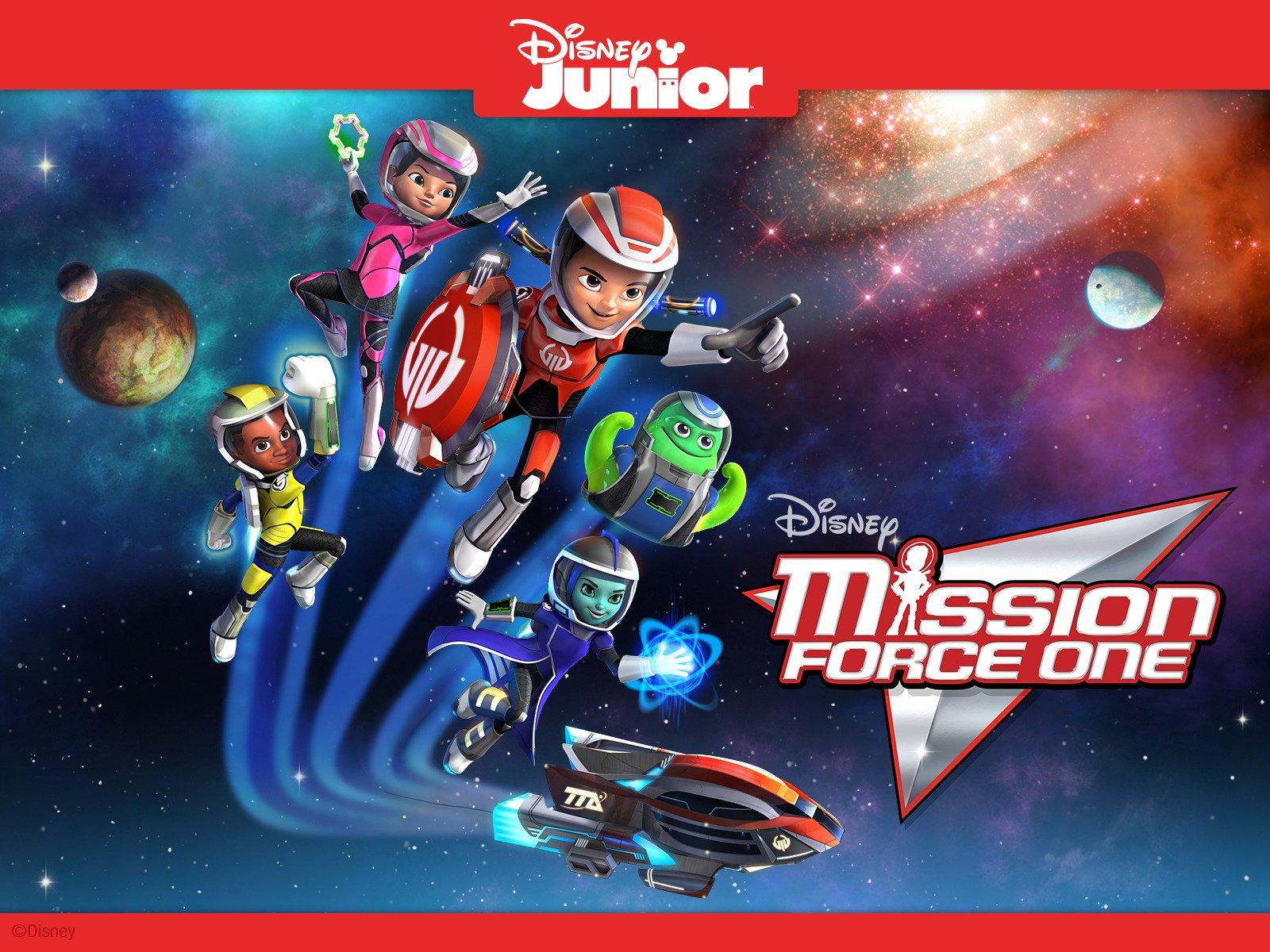 Mission Force One Volume 1 · PJ Masks ...