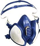 3M 4255 Máscara sin mantenimiento para partículas, gases y vapores FFA2P2 R D (1 máscara/bolsa)