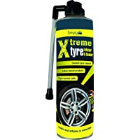 Simply SX500 Xtreme Tyre Inflator and Sealer, 500ml,Fix Leak, Instant Repair without moving wheel, Works on all 18'' and under