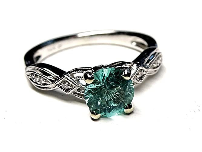 emerald simple tourmaline ring media engagement cut rings diamond