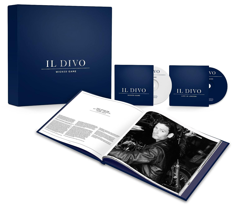 Wicked Game-(Super Deluxe Edition Boxset): Il Divo: Amazon.ca: Music