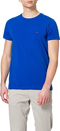 Tommy Hilfiger Stretch Slim Fit tee Camiseta para Hombre