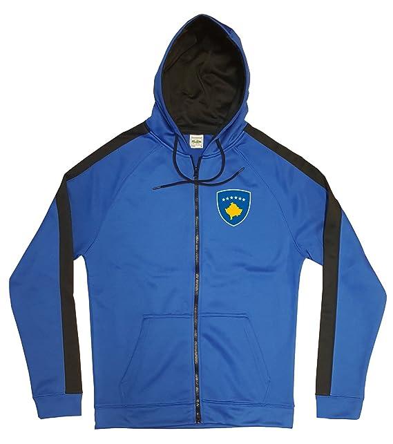 Aprom-Sports Kosovo Royal GO Kosove - Chaqueta Deportiva con ...