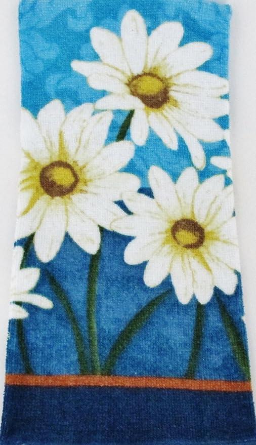 Daisy Kitchen Towels 2pc Set