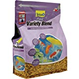 TetraPond Variety Blend, Pond Fish Food, For Goldfish And Koi