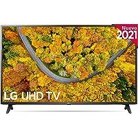 "LG 55UP7500LF-ALEXA - Smart TV 4K UHD 139 cm (55"") con Procesador Quad Core, HDR10 Pro, HLG, Sonido Virtual Surround…"