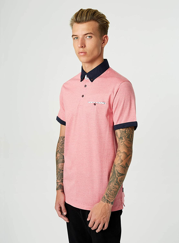 7 Diamonds Rutherford Polo Shirt