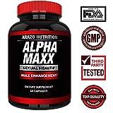 AlphaMAXX Male Enhancement Supplement