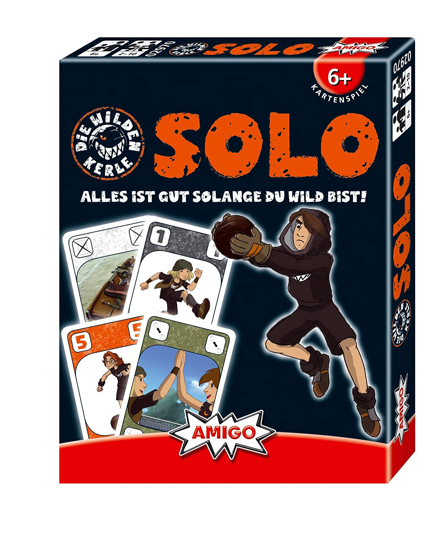 AMIGO 02970 - Die Wilden Kerle, Solo: Amazon.de: Spielzeug