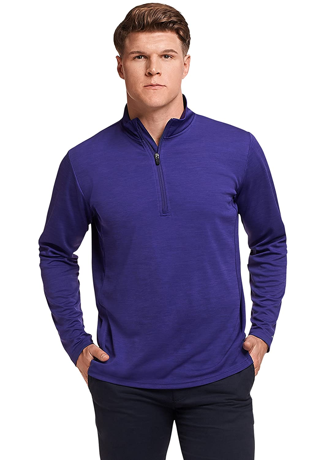 Russell Athletic Lightweight Performance 1//4 Zip