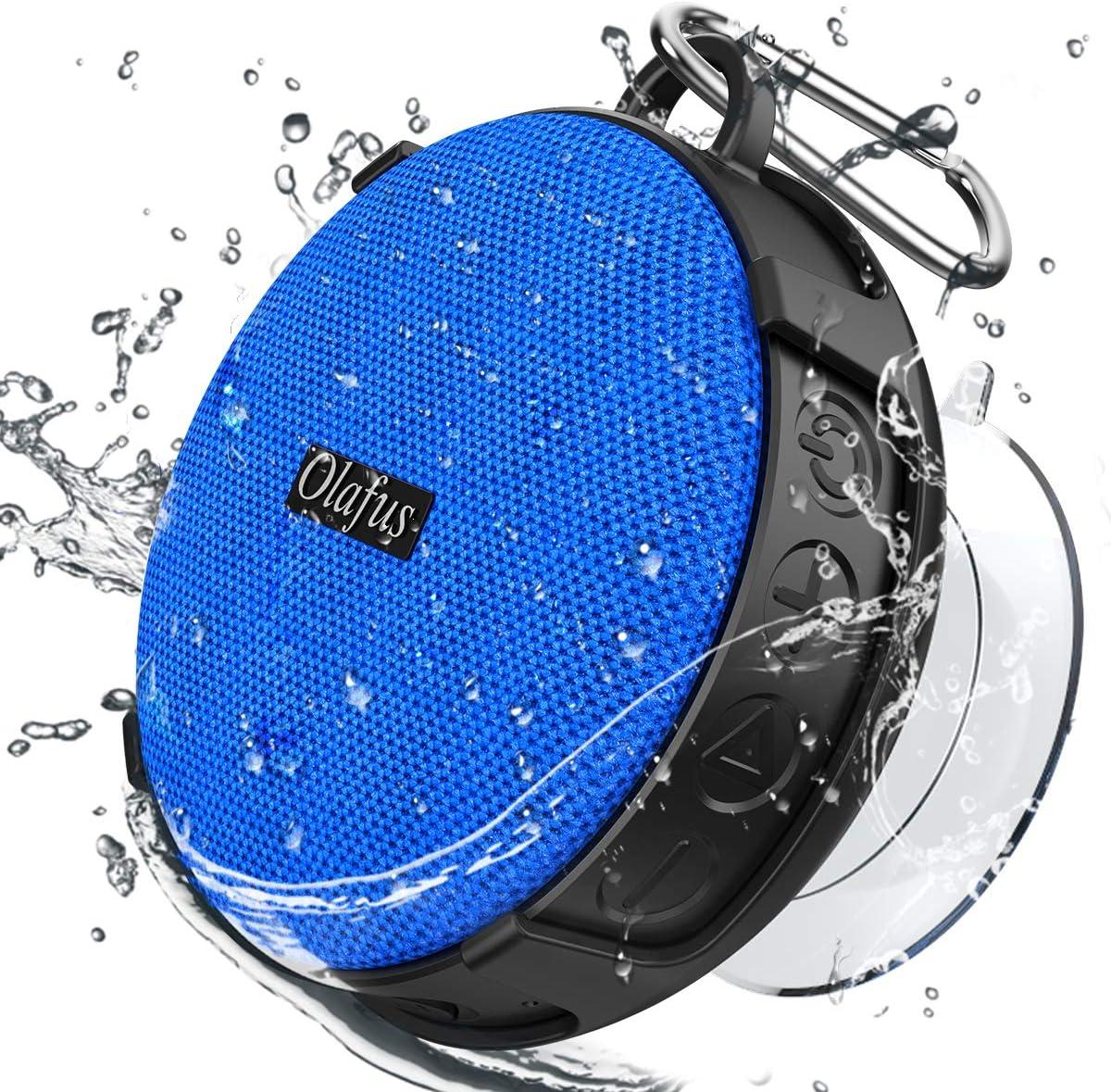 wireless bluetooth shower speaker