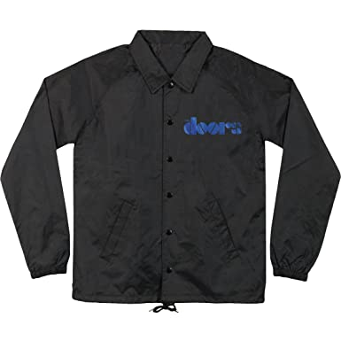 Doors Menu0027s Jacket Small Black  sc 1 st  Amazon.com & Amazon.com: Doors Menu0027s Jacket Black: Clothing pezcame.com