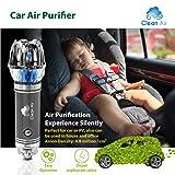 Clean Air Car Air Purifier 2018 | Portable Car