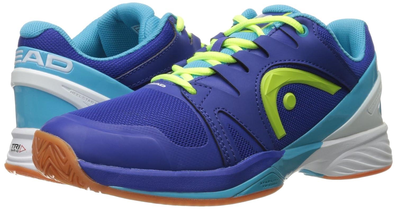 HEAD Pro Nitro Pro Shoe Indoor Shoe para hombre Azul Azul 462e43a ...