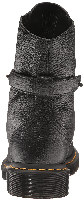 Dr. Martens Women's Coraline in Aunt Sally Leather Medium Combat Boot B01IDY8RSQ 9 Medium Leather UK (11 US)|Black Aunt Sally cf5b5f