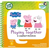 LeapFrog LeapStart 3D Peppa Pig Playing Together