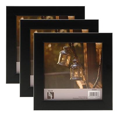 Amazon Bordertrends Echo 5x5 Inch Square Photo Frame Matte