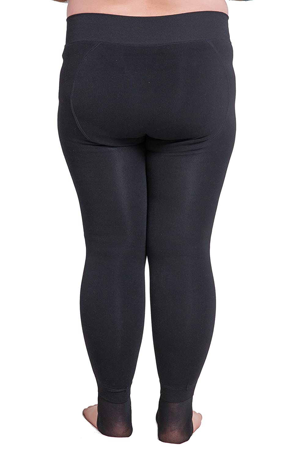 794456a9c637b5 UP Women's Plus Size Winter Warm Thick Pants Thermal Full Length Leggings:  Amazon.co.uk: Clothing