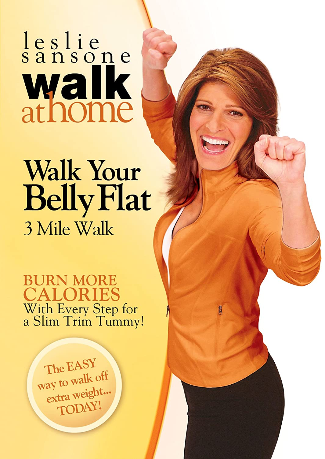 Leslie Sansone: Walk at Home: Walk Your Belly Flat
